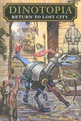 9780606204668: Return to Lost City (Dinotopia)