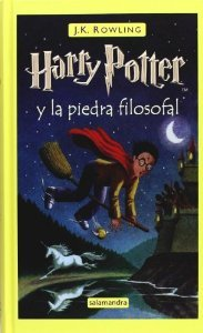 Harry Potter y la piedra filosofal / Harry Potter and the Sorcerer's Stone (Spanish Edition) (9780606204897) by J. K. Rowling