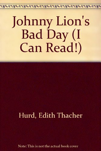 9780606207447: Johnny Lion's Bad Day (I Can Read!)