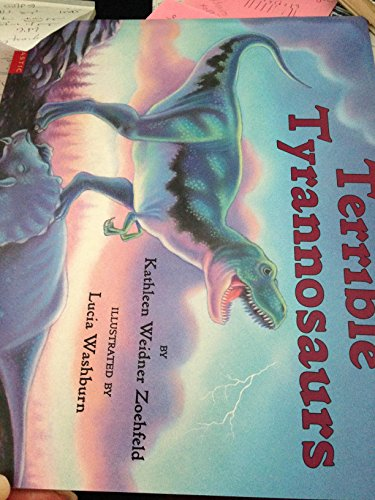 9780606209373: Terrible Tyrannosaurs (Let's-Read-and-Find-Out)