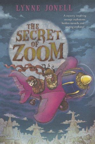 The Secret Of Zoom (Turtleback School & Library Binding Edition): Lynne Jonell
