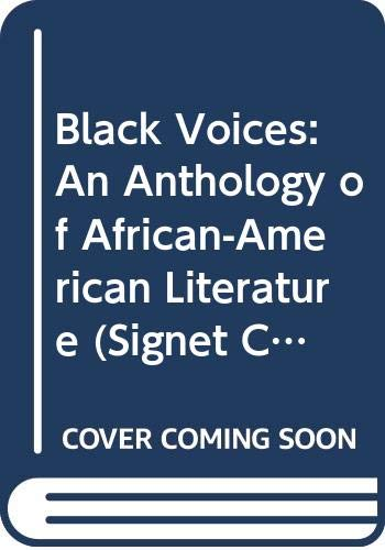 9780606210720: Black Voices: An Anthology of African-American Literature (Signet Classics)