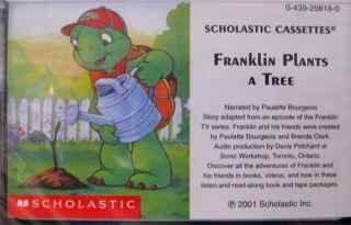 9780606211963: Franklin Plants a Tree (Franklin TV Storybook)