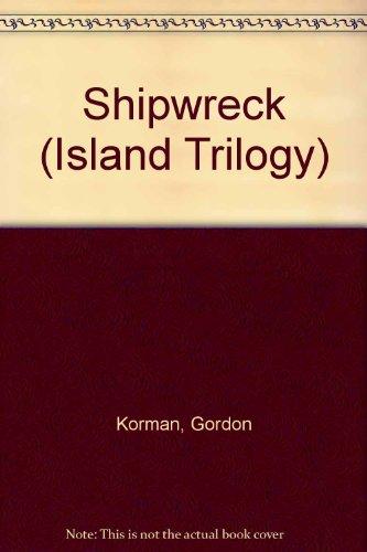 9780606212519: Shipwreck (Island Trilogy)