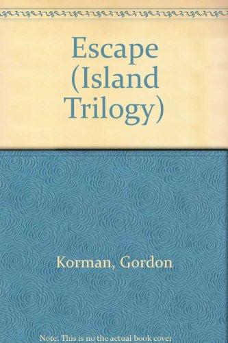 9780606212533: Escape (Island Trilogy)
