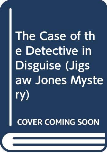 9780606212670: The Case of the Detective in Disguise (Jigsaw Jones Mystery)