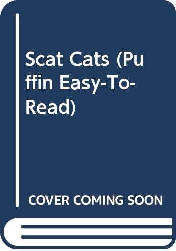 9780606214124: Scat Cats (Puffin Easy-to-Read)