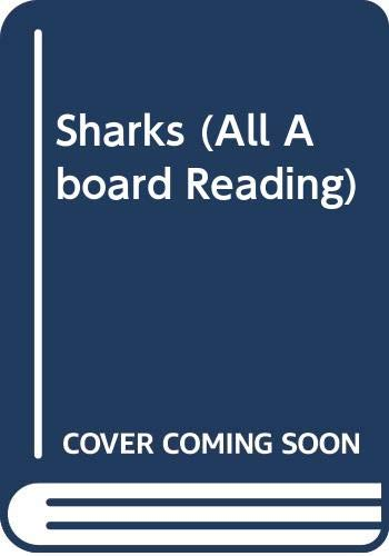 9780606214315: Sharks (All Aboard Reading)