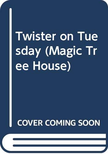 9780606214988: Twister on Tuesday (Magic Tree House)