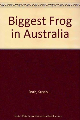 9780606216111: Biggest Frog in Australia