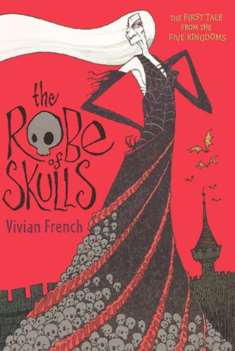 The Robe Of Skulls (Turtleback School &: Vivian French
