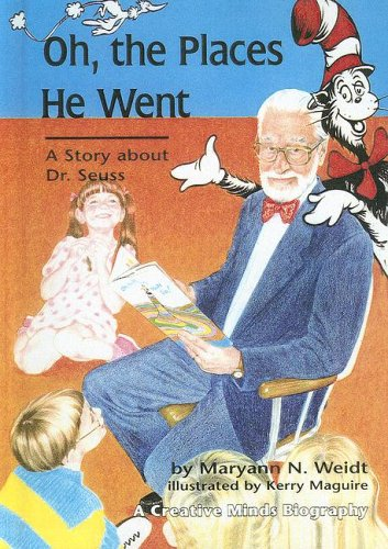 9780606219556: Oh, the Places He Went: A Story About Dr. Seuss