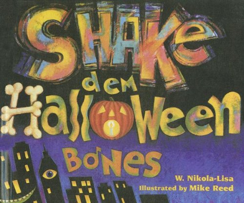 9780606220804: Shake D'Em Halloween Bones