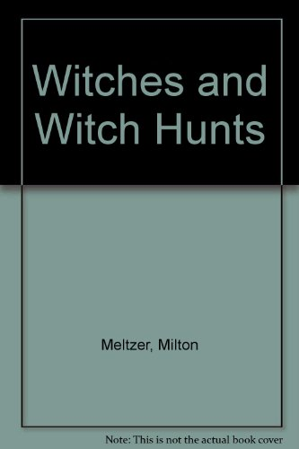9780606221610: Witches and Witch Hunts