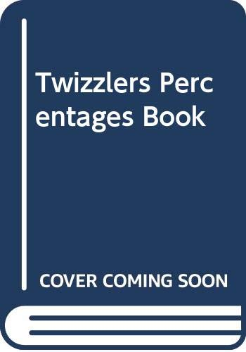 9780606222297: Twizzlers Percentages Book