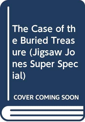 9780606222587: The Case of the Buried Treasure (Jigsaw Jones Super Special)
