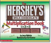 9780606222662: The Hershey's Milk Chocolate Multiplication Book