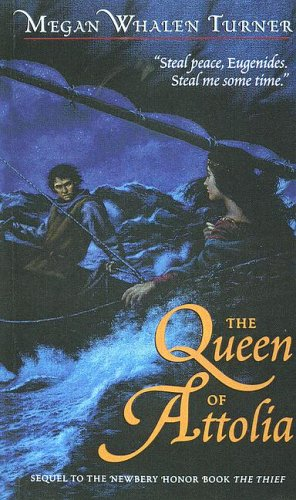 Queen of Attolia: Turner, Megan Whalen