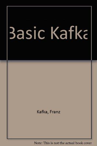 9780606223362: Basic Kafka
