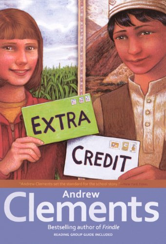 Extra Credit (Turtleback School & Library Binding: Andrew Clements