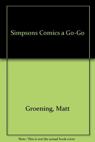 9780606226394: Simpsons Comics a Go-Go