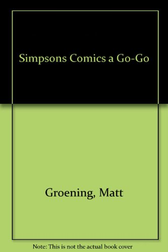 9780606226394: Simpsons Comics a Go-Go