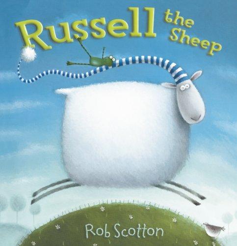 Russell The Sheep (Turtleback School & Library Binding Edition): Rob Scotton