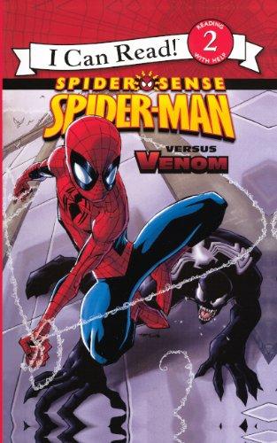 9780606230568: Spider-Man Versus Venom (Turtleback School & Library Binding Edition) (I Can Read Book 2)