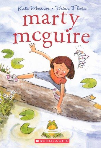 Marty Mcguire (Turtleback School & Library Binding Edition) (Marty McGuire (Pb)): Messner, Kate