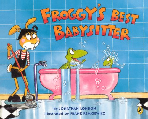 Froggy's Best Babysitter (Turtleback School & Library Binding Edition) (Froggy (Pb)) (0606230734) by London, Jonathan