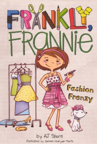 9780606231008: Fashion Frenzy (Frankly, Frannie)