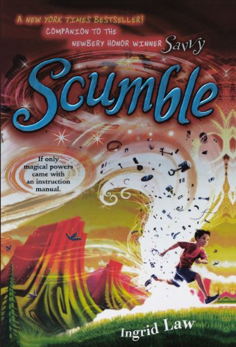 9780606231435: Scumble (Turtleback School & Library Binding Edition)