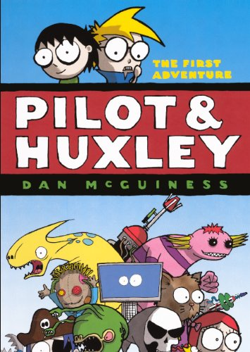 Pilot & Huxley (Turtleback School & Library Binding Edition): Dan McGuiness