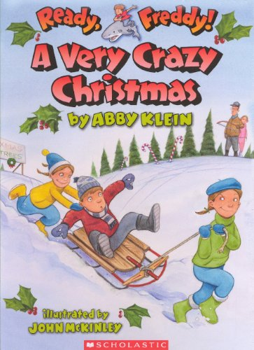 9780606232319: A Very Crazy Christmas (Turtleback School & Library Binding Edition) (Ready, Freddy! (Prebound Numbered))