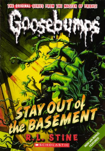 9780606232418: Stay Out Of The Basement (Turtleback School & Library Binding Edition) (Goosebumps)