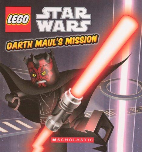 9780606232487: Darth Maul's Mission (Turtleback School & Library Binding Edition) (Lego Star Wars)