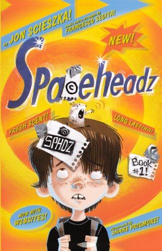 9780606232708: SPHDZ (Turtleback School & Library Binding Edition) (Spaceheadz (Pb))