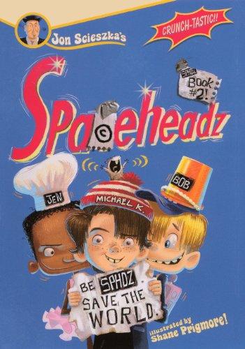 SPHDZ Book #2! (Turtleback School & Library Binding Edition) (Spaceheadz (Pb)): Jon Scieszka