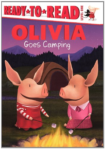 9780606232944: Olivia Goes Camping (Olivia: Ready-to-Read, Level 1)