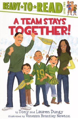 A Team Stays Together! (Turtleback School & Library Binding Edition) (Ready-To-Reads) (9780606233019) by Lauren; Tony Dungy