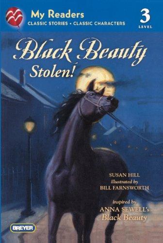 9780606233101: Black Beauty Stolen! (Turtleback School & Library Binding Edition) (My Readers, Level 3)