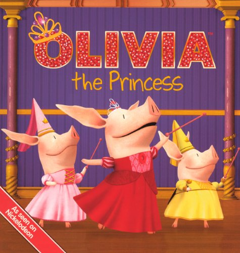 9780606233200: Olivia the Princess