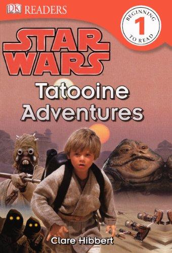 Tatooine Adventures (Turtleback School & Library Binding Edition) (Star Wars: Dk Readers, Level...