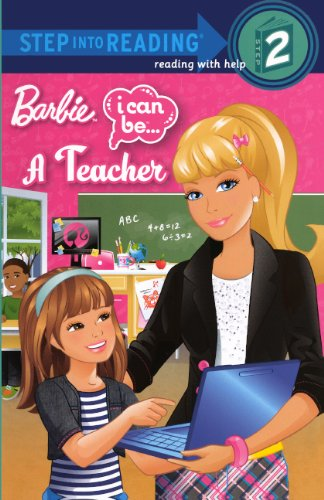 9780606233705: I Can Be A Teacher (Turtleback School & Library Binding Edition) (Barbie (Pb))