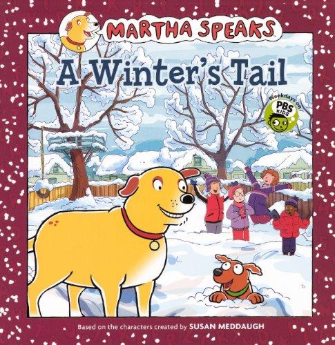9780606233880: A Winter's Tail (Turtleback School & Library Binding Edition) (Martha Speaks (Pb))