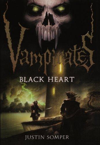 Black Heart (Turtleback School & Library Binding Edition) (Vampirates (Prebound)): Justin ...