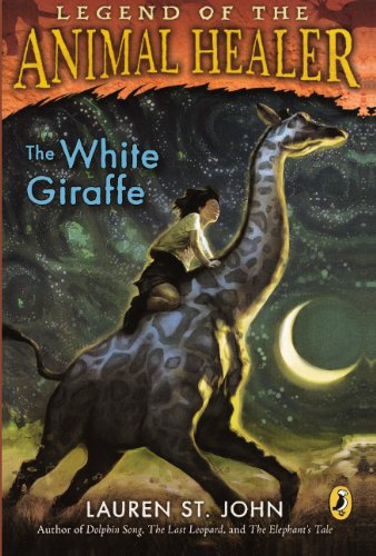 9780606234733: The White Giraffe (Turtleback School & Library Binding Edition) (Legend of the Animal Healer)