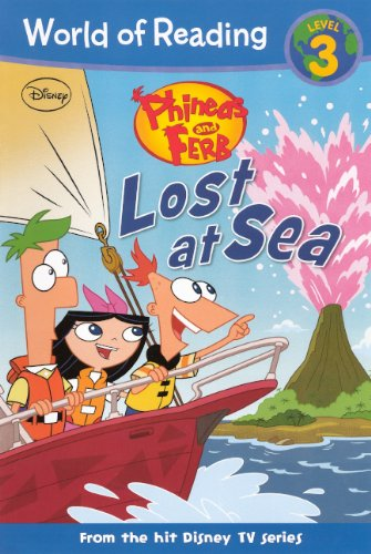 9780606236027: Lost At Sea! (Turtleback School & Library Binding Edition) (Phineas & Ferb (Pb))