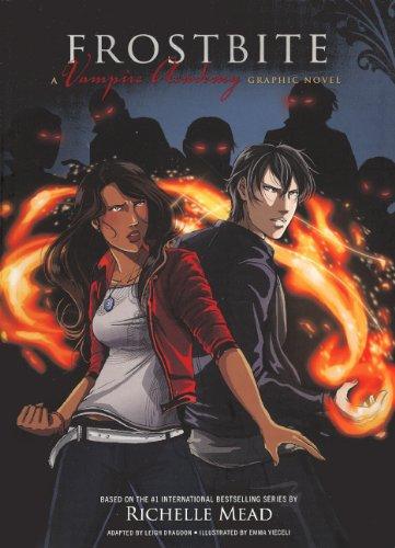 9780606236317: Frostbite: A Graphic Novel (Turtleback School & Library Binding Edition) (Vampire Academy (Prebound))