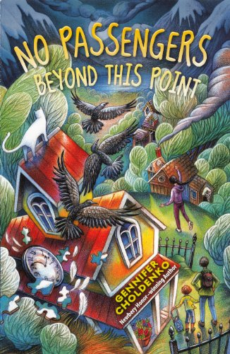 9780606236379: No Passengers Beyond This Point (Turtleback School & Library Binding Edition)